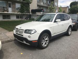 2009 BMW X3 VUS** TOIT, CUIR ET MAGS*