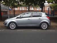 Vauxhall Corsa 2012 1.4 38k mileage Silver Manual HPI Clear £4800