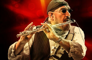 2 JETHRO TULL tickets