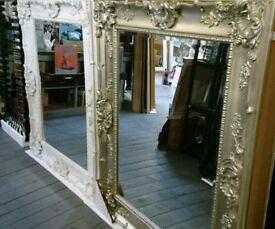 Huge shabby chic brand new mirrors SALE