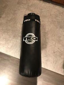 TKO Heavy punching bag
