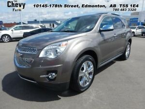 2011 Chevrolet Equinox LTZ AWD  3.0L V6 - Leather