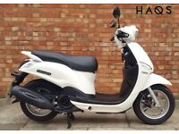 Yamaha Delight 115 cc, As new, One owner, Only 261 Miles!