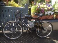 Motorised bike SOLD