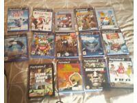 PS2 Game Bundle