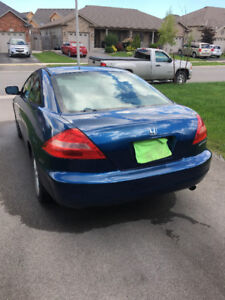 2004 Honda Other EX Coupe (2 door)