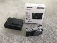 Lumix TZ60 Camera with case and spare battery *Like New*
