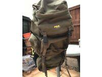 Fox stalker rucksack/holdall