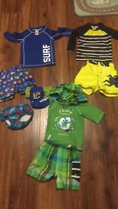 UV protection swimwear lot