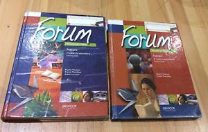 FORUM- Manuels de français 3e secondaire