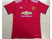 Manchester United Football Home Tops