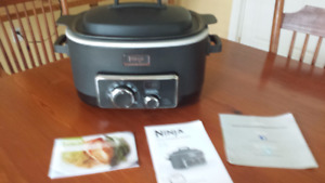 NINJA 3 - in 1 COOKING SYSTEM