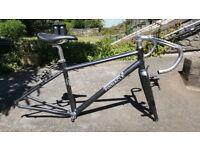 Pinnacle woman bike frame