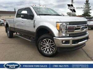 2017 Ford Super Duty F-350 Leather, Backup Camera, 8ft Box