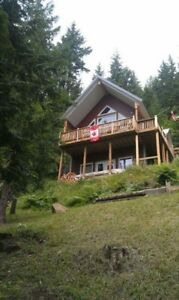 Beautiful Shuswap Cabin $1000