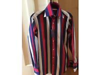 Hawes and Curtis High Collar Men's Shirt - New, unworn