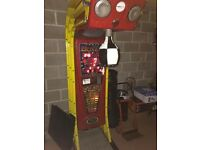 Boxing machine / punch machine