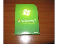 WINDOWS 7 HOME PREMIUM DVD INCLUDED 32- AND 64-BIT DISCS