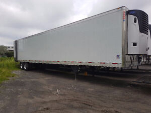 2017 Utility Trailer for lease or sale