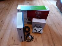 Xbox One S - 1TB Boxed. Never Used.