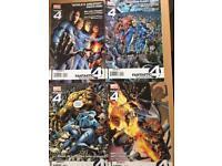 Fantastic 4 comics