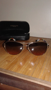 Womens Coach  sunglasses