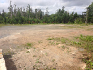 Large piece of property available for lease