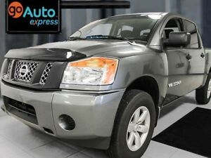 2015 Nissan Titan S 5.6L V8! Why buy anything but a titan!?