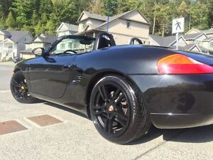 Porsche Convertible - 13K spent - Mint! - TRADE??