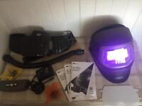 3M Speedglas Welding Helmet 9100 FX-Air & Backpack