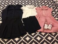 Girls age 7-8 school clothes