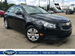 2012 Chevrolet Cruze Air Conditioning, Auxiliary Audio Input