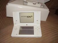 NINTENDO DSI BOXED LIKE NEW WITH GAMES