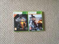 Battlefield 4 + Battlefield 3 XBOX 360