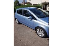 57 plate Vauxhall Corsa Design. A few dents and scratches hence price.