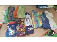 Boys clothes 2/3 3/4 & 4/5