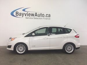 2013 Ford C-MAX SE- HYBRID! SYNC! PANOROOF! HEATED SEATS!