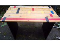 table FOR STUDY OR GARDEN ,STRONG AS PIX PLEASE,COLLECTION LEYTON E10 5RQ