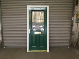 Quality Double Glazed Front Door