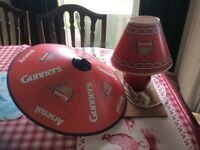 Arsenal Lamp and Uplighter