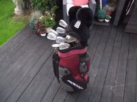 Ladies Golf Clubs - Arnold Palmer - Full Set & Bag