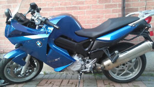 The Legendary BMW F 800 ST (Sport Touring) 2007