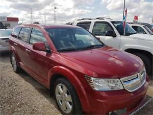 2010 Dodge Journey R/T 7 Passenger Seating