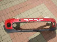 Mini One Bumper 2010 plus new model