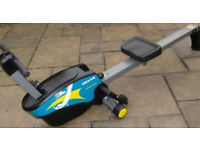 Delta marlin rowing machine with display Can deliver