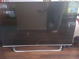 Lg 60 inch 4k 3d tv
