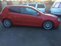 Mk5 golf 2.0 tdi gttdi modified hybrid turbo 230bhp Volkswagen not bmw skoda seat leon audi a3