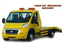24/7 CAR BREAKDOWN,RECOVERY,TRANSPORT,TOW TRUCK,TOWING SERVICE,M25,M40,M4,M3,A3,BATTERY,,JUMP START