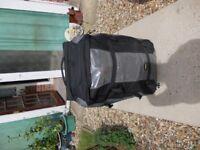 Tent bag on wheels £15