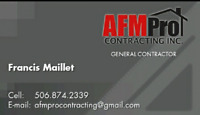 Construction and Renovations Services